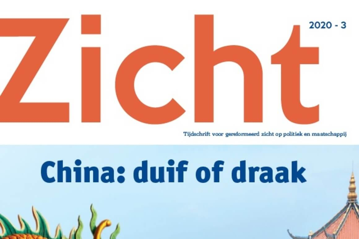 China: duif of draak